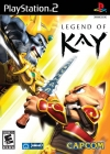 ps2 Legend of Kay usa
